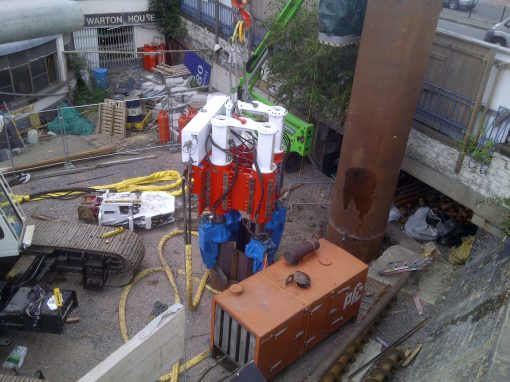 Pile Driving Installation Methods - Steel Piling Group