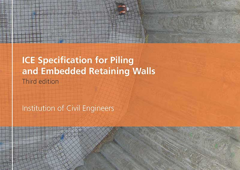 Specification For Piling And Embedded Retaining Walls Pdf