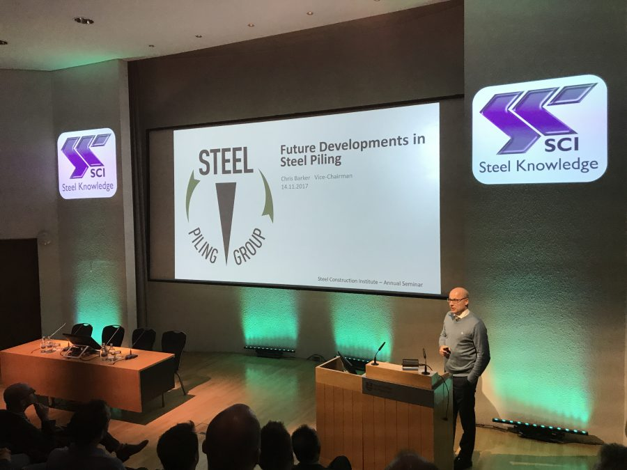 SCI Annual Event – Steel Construction 2030 – Opportunities and Needs