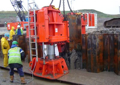 SPECIALIST CASE STUDY – OFFSHORE PIPELINE PILE EXTRACTION