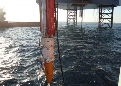 SPECIALIST CASE STUDY – UNDERWATER PILE DRIVING