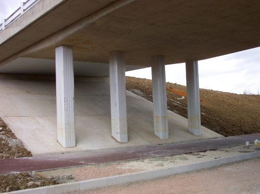 HIGHWAY CASE STUDY – WHADDON ROAD BRIDGE