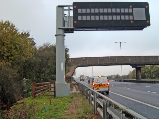 HIGHWAY CASE STUDY – MS3 & MS4 GANTRY FOUNDATIONS